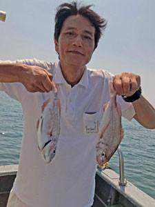第一大漁丸の2021年8月28日(土)3枚目の写真