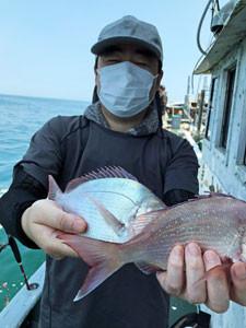 第一大漁丸の2021年8月28日(土)4枚目の写真