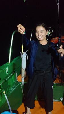 清家渡船の2021年9月2日(木)1枚目の写真