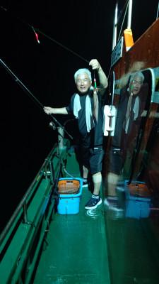 清家渡船の2021年9月2日(木)2枚目の写真