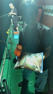 清家渡船の2021年9月2日(木)3枚目の写真