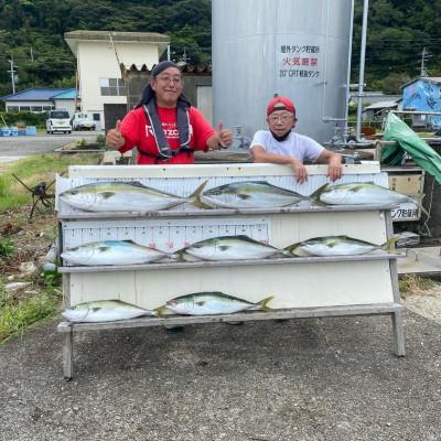 大島フィッシングの2021年9月3日(金)1枚目の写真