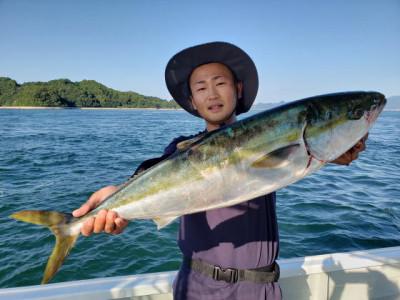 西岡遊漁の2021年8月28日(土)2枚目の写真