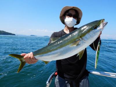 西岡遊漁の2021年8月29日(日)1枚目の写真