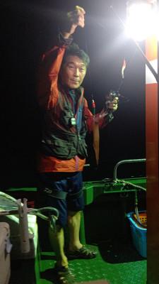 清家渡船の2021年9月3日(金)3枚目の写真