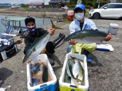 愛丸フィッシングの2021年9月4日(土)1枚目の写真