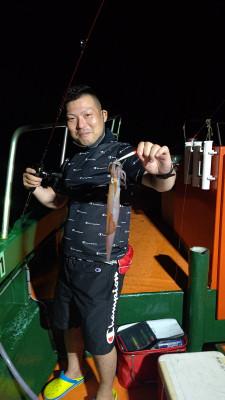 清家渡船の2021年9月4日(土)2枚目の写真