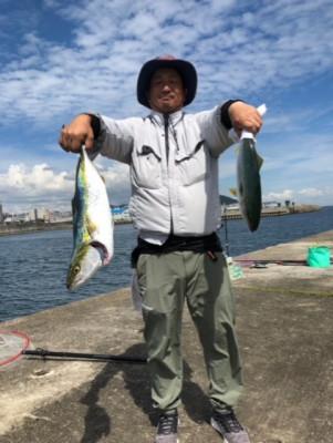 垂水一文字船長丸(海神丸)の2021年9月5日(日)1枚目の写真