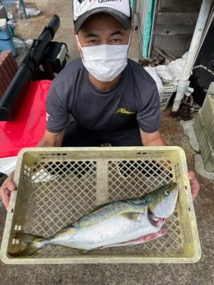 垂水一文字船長丸(海神丸)の2021年9月5日(日)4枚目の写真