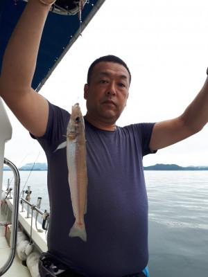 釣り船くわだの2021年9月4日(土)2枚目の写真