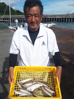 釣り船くわだの2021年9月4日(土)4枚目の写真