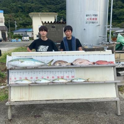 大島フィッシングの2021年9月5日(日)1枚目の写真