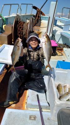 釣り船 秀進丸の2021年9月6日(月)2枚目の写真