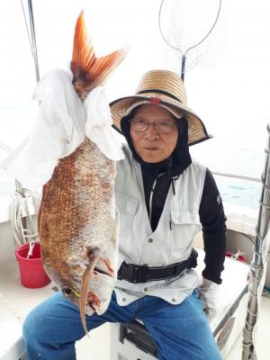 釣り船くわだの2021年9月5日(日)1枚目の写真