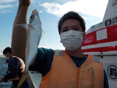 打木屋釣船店の2021年9月7日(火)2枚目の写真