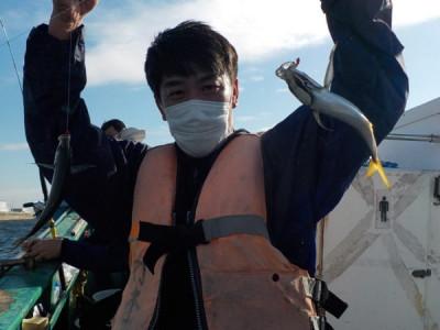 打木屋釣船店の2021年9月7日(火)3枚目の写真
