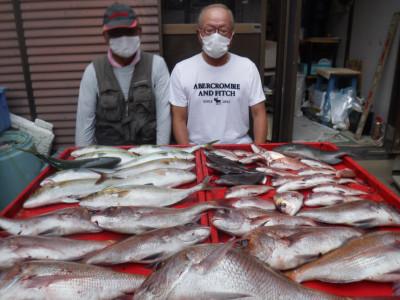 奥村釣船の2021年9月5日(日)1枚目の写真