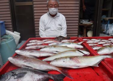 奥村釣船の2021年9月5日(日)2枚目の写真