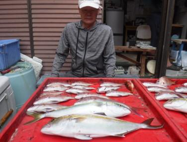 奥村釣船の2021年9月5日(日)3枚目の写真