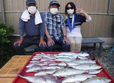奥村釣船の2021年9月6日(月)1枚目の写真