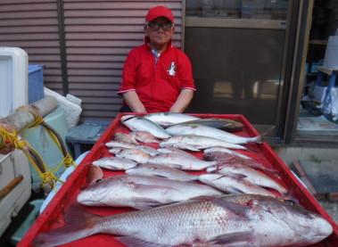 奥村釣船の2021年9月6日(月)4枚目の写真
