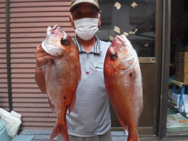 奥村釣船の2021年9月7日(火)1枚目の写真