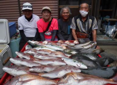 奥村釣船の2021年9月7日(火)2枚目の写真