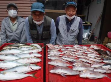 奥村釣船の2021年9月8日(水)3枚目の写真