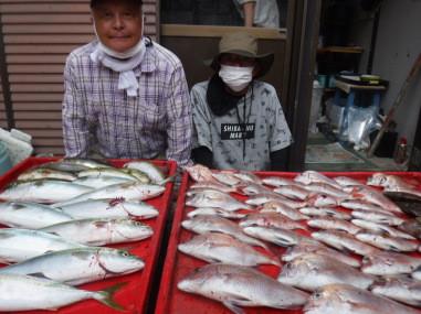 奥村釣船の2021年9月8日(水)4枚目の写真