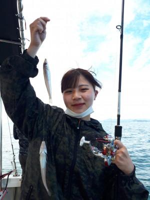 釣り船くわだの2021年9月6日(月)1枚目の写真