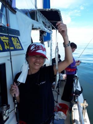 釣り船くわだの2021年9月6日(月)2枚目の写真