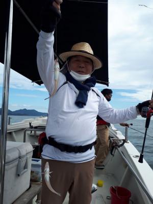 釣り船くわだの2021年9月6日(月)3枚目の写真