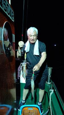 清家渡船の2021年9月8日(水)2枚目の写真