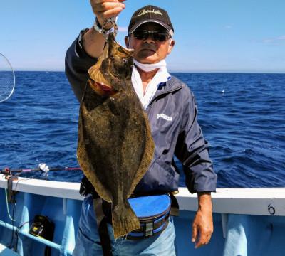 佐々木釣具店 平進丸の2021年9月9日(木)2枚目の写真