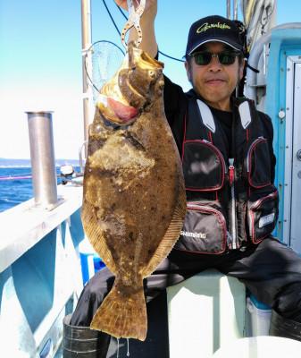 佐々木釣具店 平進丸の2021年9月9日(木)3枚目の写真