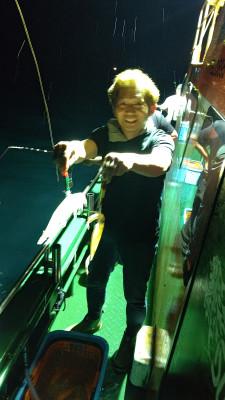 清家渡船の2021年9月9日(木)2枚目の写真