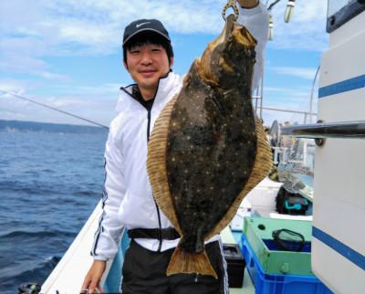 佐々木釣具店 平進丸の2021年9月10日(金)1枚目の写真