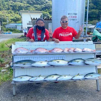 大島フィッシングの2021年9月10日(金)1枚目の写真