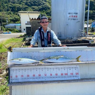 大島フィッシングの2021年9月10日(金)2枚目の写真