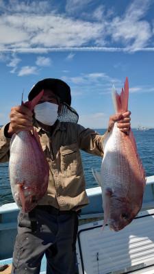 釣り船 秀進丸の2021年9月10日(金)1枚目の写真