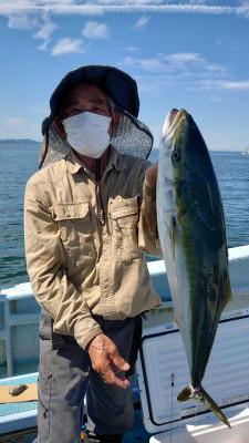 釣り船 秀進丸の2021年9月10日(金)2枚目の写真