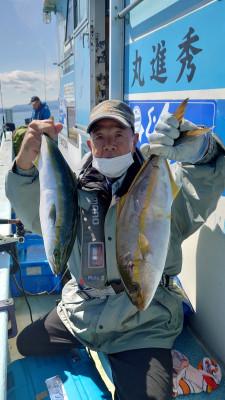 釣り船 秀進丸の2021年9月10日(金)3枚目の写真