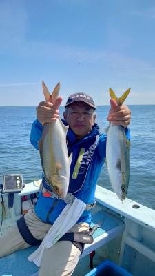 釣り船 秀進丸の2021年9月10日(金)4枚目の写真
