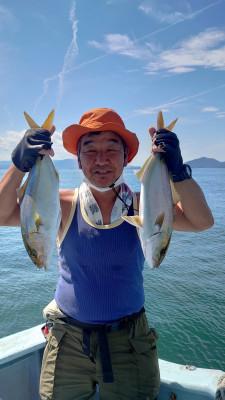 釣り船 秀進丸の2021年9月10日(金)5枚目の写真