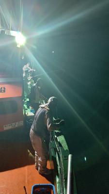 清家渡船の2021年9月10日(金)3枚目の写真