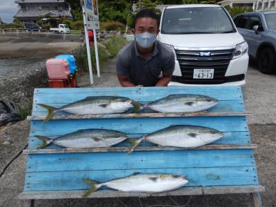 愛丸フィッシングの2021年9月11日(土)1枚目の写真