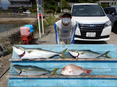 愛丸フィッシングの2021年9月11日(土)2枚目の写真