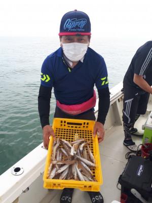 釣り船くわだの2021年9月11日(土)3枚目の写真