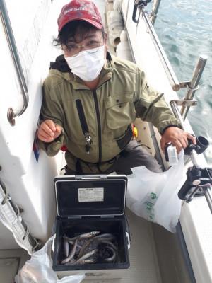 釣り船くわだの2021年9月11日(土)5枚目の写真