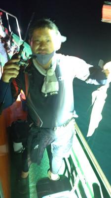 清家渡船の2021年9月11日(土)2枚目の写真
